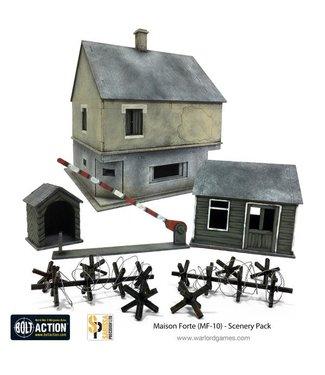 Bolt Action Maison Forte (MF-10)