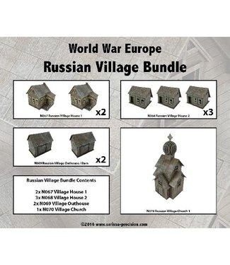 Sarrisa Russian Village Bundle