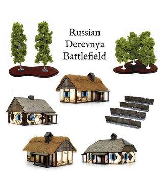 Sarrisa Russian Derevnya Battlefield