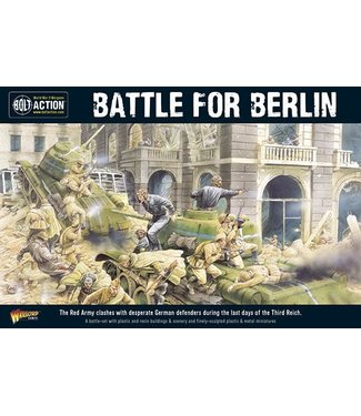 Bolt Action The Battle for Berlin battle-set