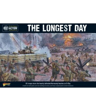 Bolt Action The Longest Day. D-Day battle-set