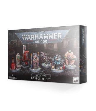 Warhammer 40.000 Battlezone Objective Set
