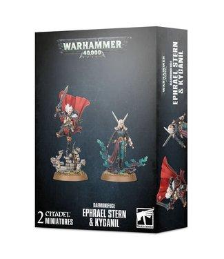 Warhammer 40.000 Daemonifuge – Ephrael Stern & Kyganil