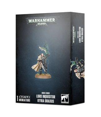 Warhammer 40.000 Ordo Xenos Lord Inquisitor Kyria Draxus