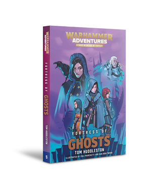 Black Library Fortress of Ghosts: Book 5 (Paperback)