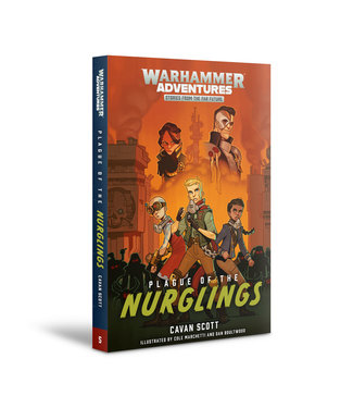 Black Library Plague of the Nurglings: Book 5 (Paperback)