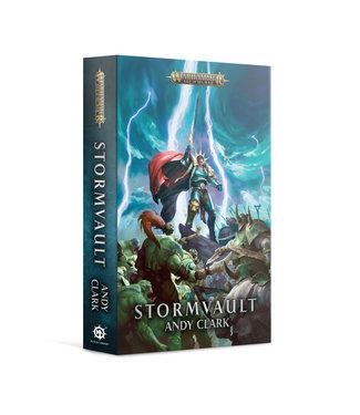 Black Library Stormvault (Hardback)