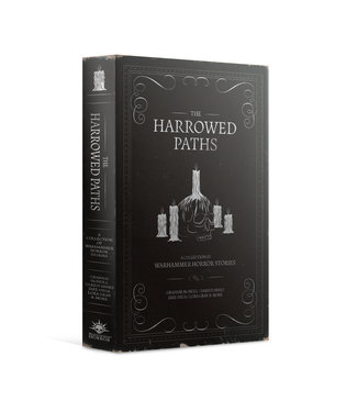 Black Library The Harrowed Paths (Paperback)