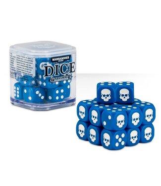 Citadel Dice Cube - Blue