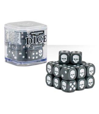 Citadel Dice Cube - Grey