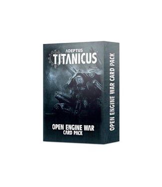 Adeptus Titanicus Adaptus Titanicus: Open Engine War Card Pack