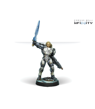 Infinity Achilles v2 (Hoplite Armor) (Multi Rifle, CCW)