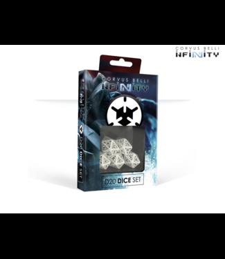 Infinity ALEPH D20 Dice Set