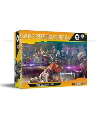 Infinity ALEPH's Operations Action Pack