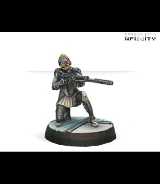 Infinity Atalanta, Agêma's NCO & Spotbot