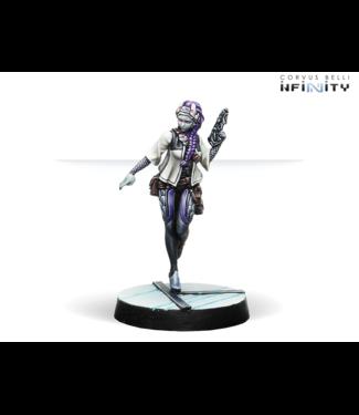 Infinity Danavas Hacker and Karkata Remote Ancillary Unit