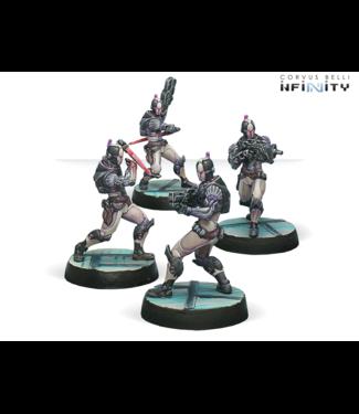 Infinity Myrmidons