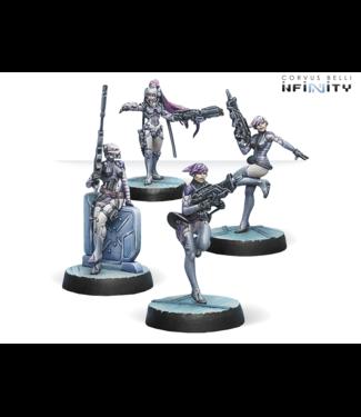 Infinity Posthumans
