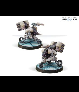 Infinity Probots (EVO Repeater, Combi Rifle)