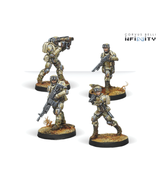 "Infinity 5th Minutemen Regiment ""Ohio"""
