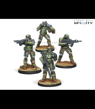Infinity Marauders, 5307th Ranger Unit