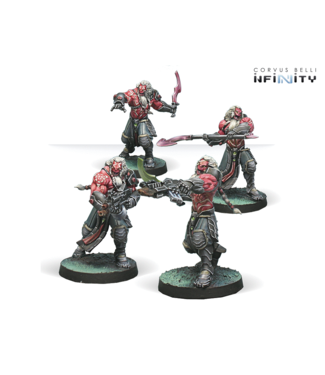 Infinity Daturazi Witch-Soldiers