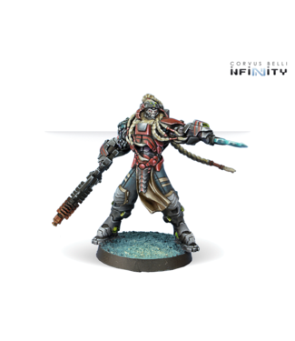 Infinity Kornak Gazarot, Superior Warrior-Officer