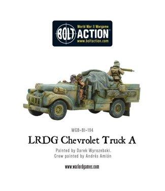 Bolt Action LRDG Chevrolet Truck A