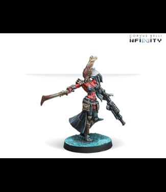 Infinity Oznat, Morat Hunting Regiment (Vulkan Shotgun)