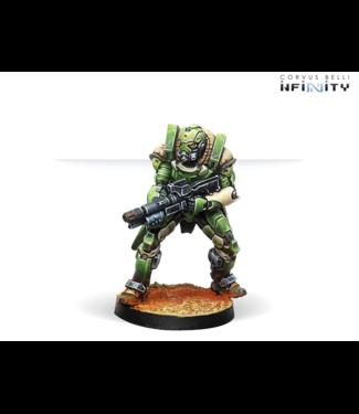 Infinity Asawira Regiment (Spitfire)