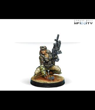 Infinity Hunzakuts (Rifle+Light Grenade Launcher)