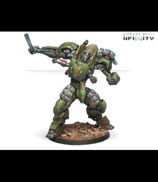 Infinity Anaconda, Mercenary TAG Squadron