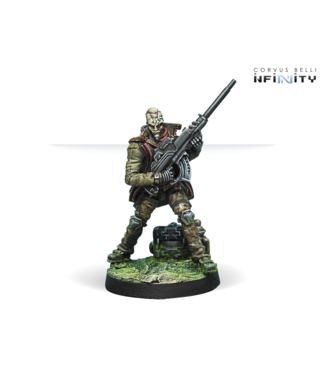 "Infinity Armand ""Le Muet"", Freelance Killer (MULTI Sniper Rifle)"