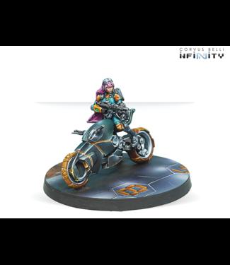Infinity Authorized Bounty Hunter (Boarding Shotgun, Booty L2: Bike)