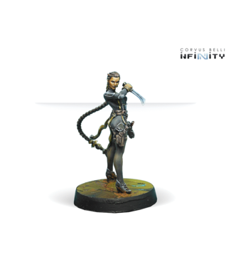 Infinity Avicenna, Mercenary Doctor