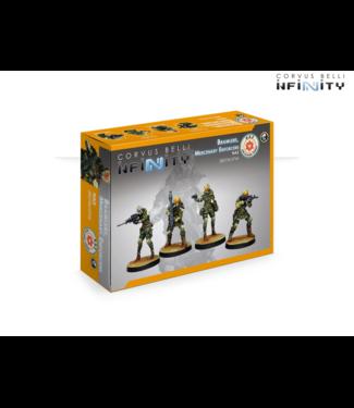 Infinity Brawlers, Mercenary Enforcers