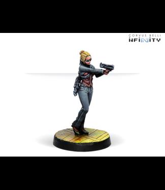 Infinity CSU, Corporate Security Unit (Boarding Shotgun)