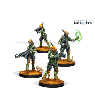 Infinity Druze Shock Teams