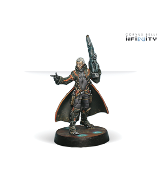 Infinity Father Lucien Sforza, Auth. Bounty-Hunter (Viral Rifle + ADHL)
