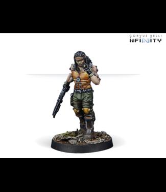 Infinity Joe 'Scarface' Turner, Mercenary TAG Pilot