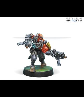 Infinity Krakot Renegades (2 SMG, Chest Mine)