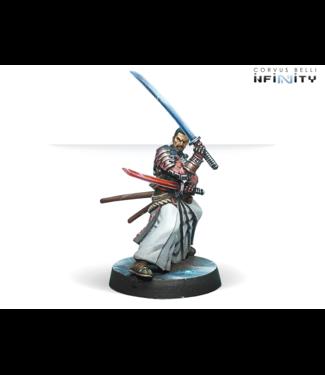 Infinity Miyamoto Mushashi Aristeia! outfit