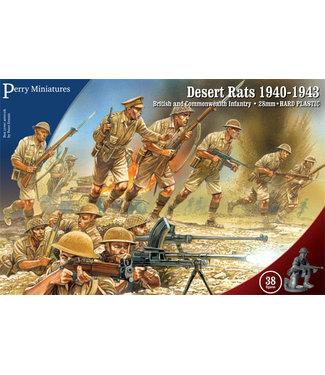 Perry's Miniatures Desert Rats 1940-43