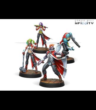 Infinity Die Morlock Gruppe