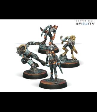 Infinity Bakunin Überfallkommando