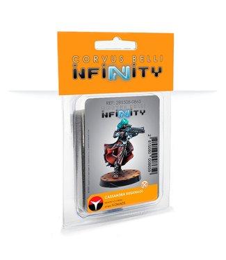Infinity Cassandra Kusanagi (Spitfire)