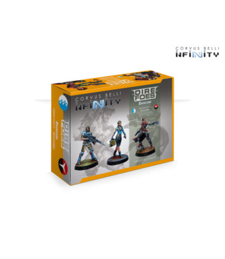 Infinity Dire Foes Mission Pack 9: Datacash