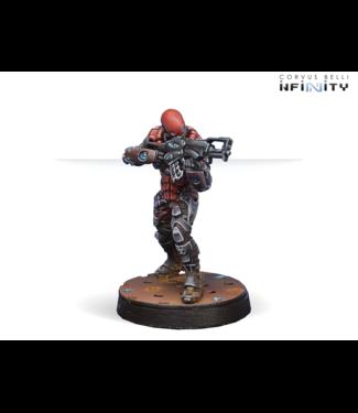 Infinity Intruder, Corregidor Assault Commando (HMG)