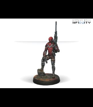 Infinity Intruder, Corregidor Assault Commando (MULTI Sniper)
