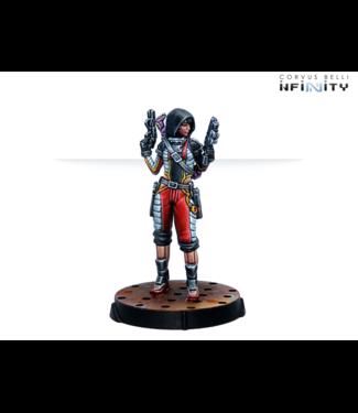 Infinity Mary Problems, Tactical ÜberHacker (Hacker)
